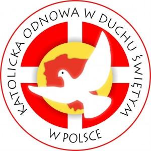 Logo Katolickiej Odnowy w Duchu Świętym w Polsce