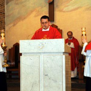 Liturgia słowa - ewangelia