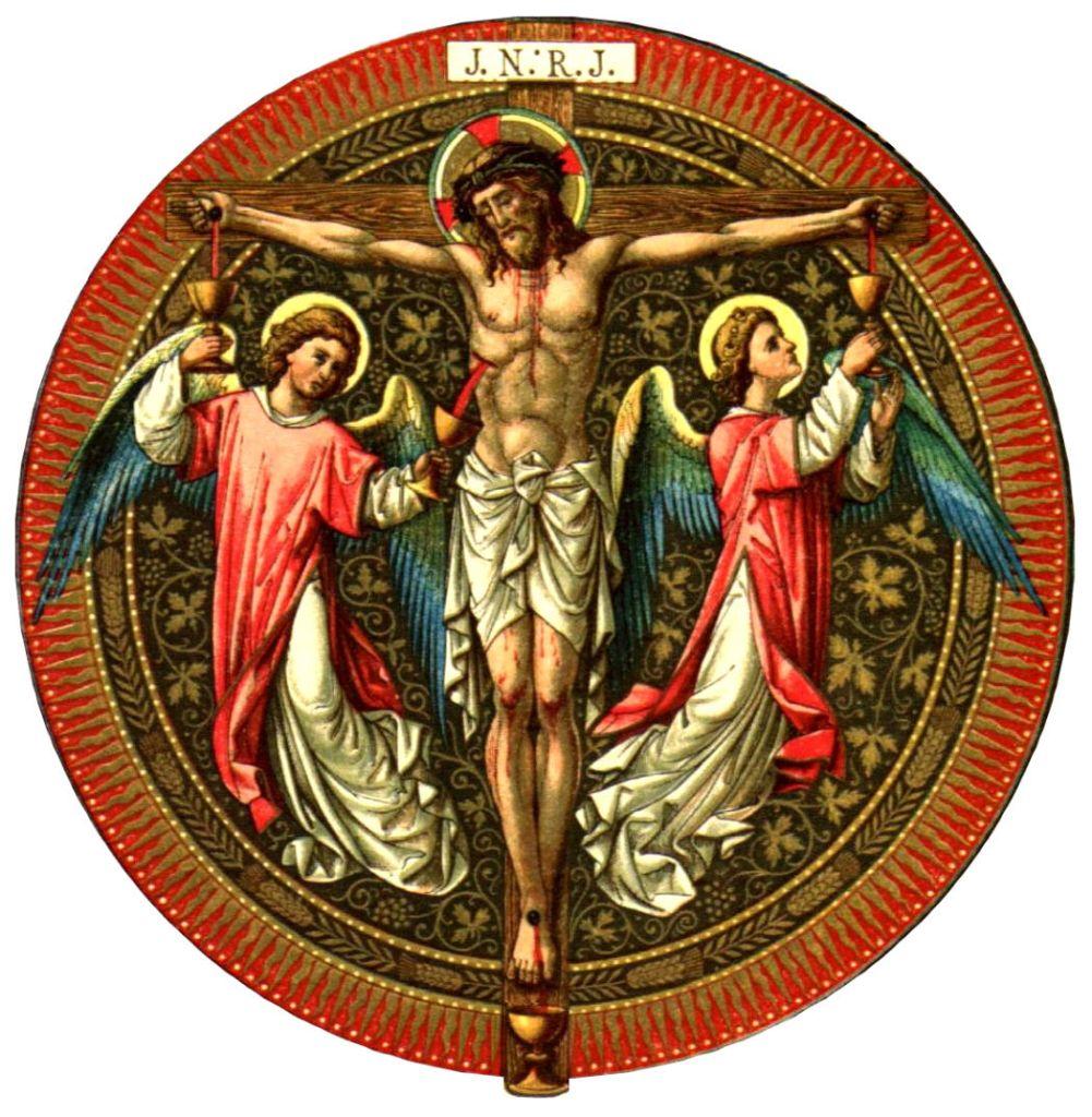 Znalezione obrazy dla zapytania Najświętsza krew pana Jezusa